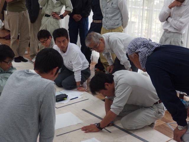 日本伝統建築技術保存会前期研修会