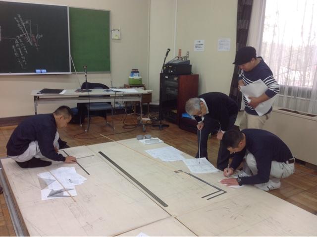 前期伝統建築技能研修会