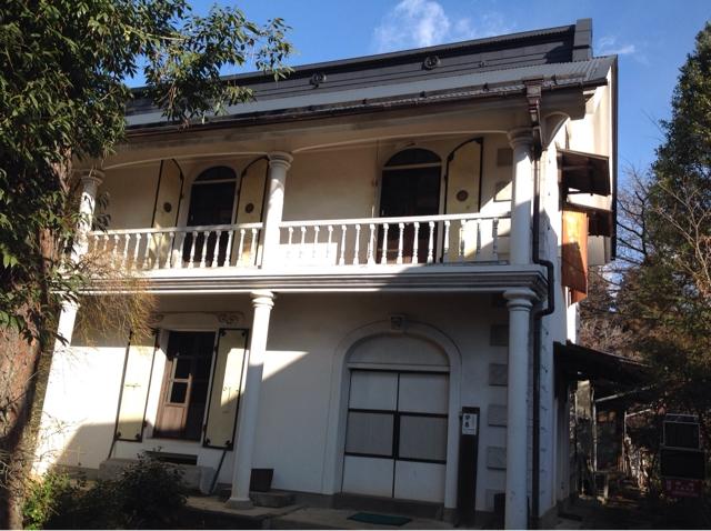 東京都有形文化財小机邸住宅保存修理