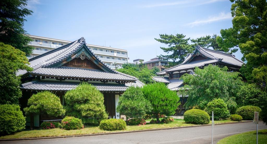 国指定重要文化財 旧久邇宮家御常御殿
